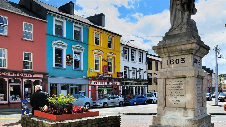 West Cork Hotel Skibbereen Town