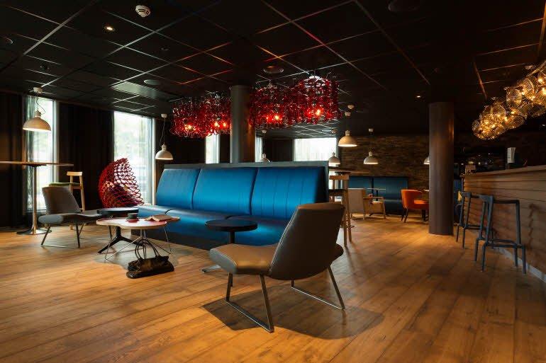 Scandic Stavanger City Bar Lounge