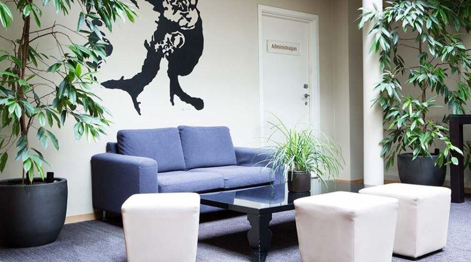 Comfort Hotel Park Lobby