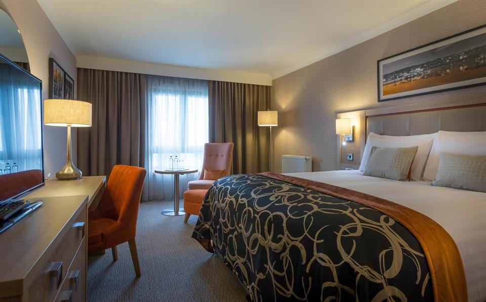 Clayton Hotel Galway Bedroom