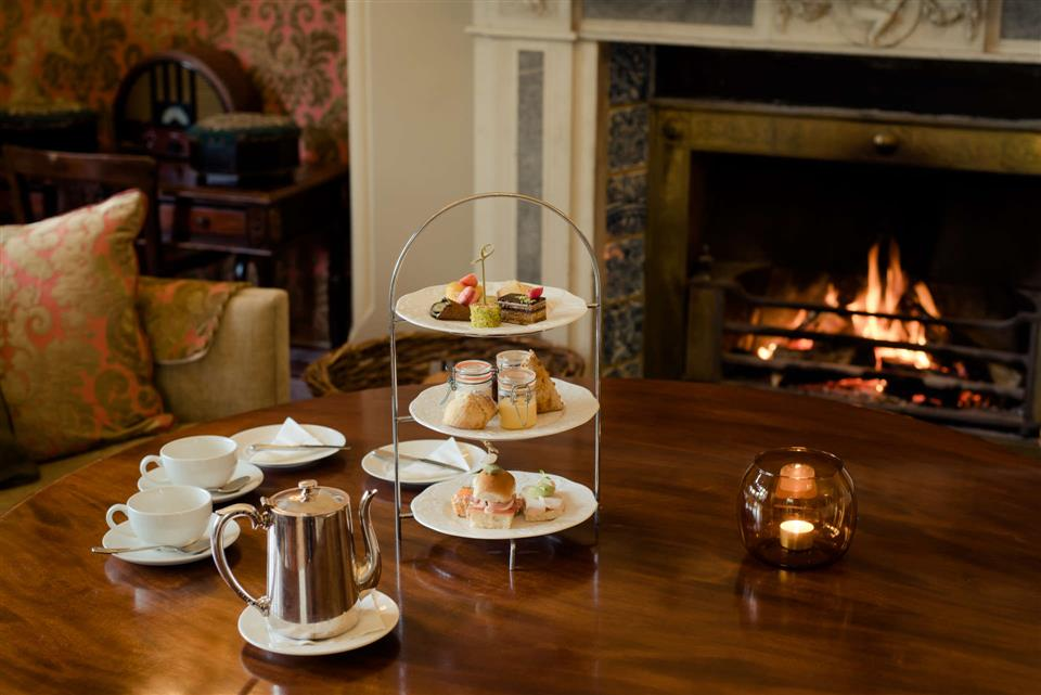 Cahernane House Hotel Afternoon Tea