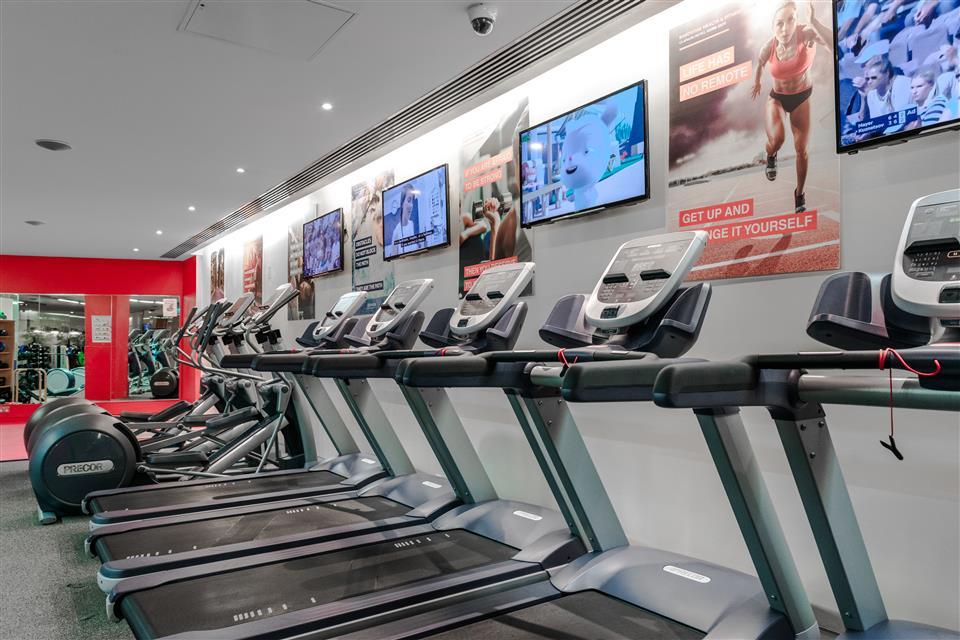 Clayton Hotel Cork City Gym