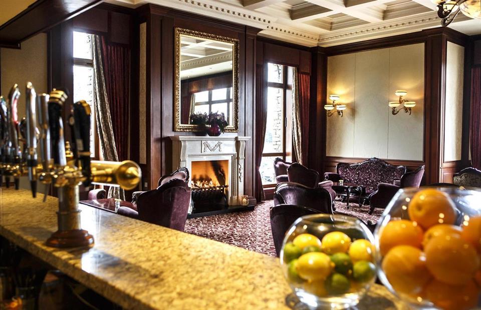 The Mount Errigal Hotel Bar