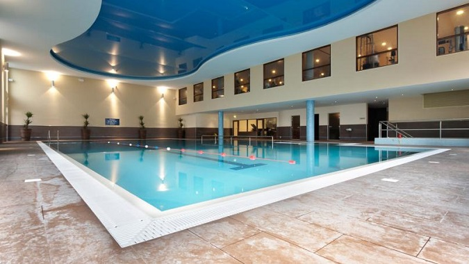 Athlone Springs Hotel & Leisure Center Pool
