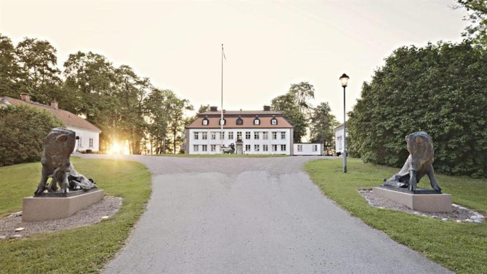 Skytteholm Fasad