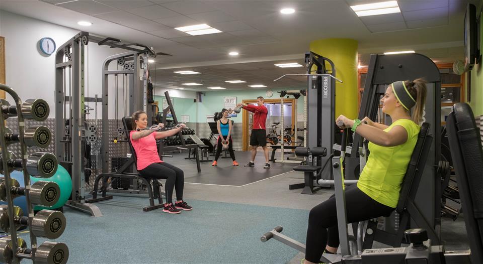 Clayton Hotel Cardiff Lane Gym