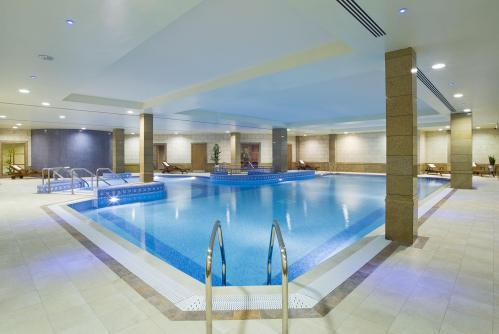 Bonnington Dublin Hotel & Leisure Centre pool