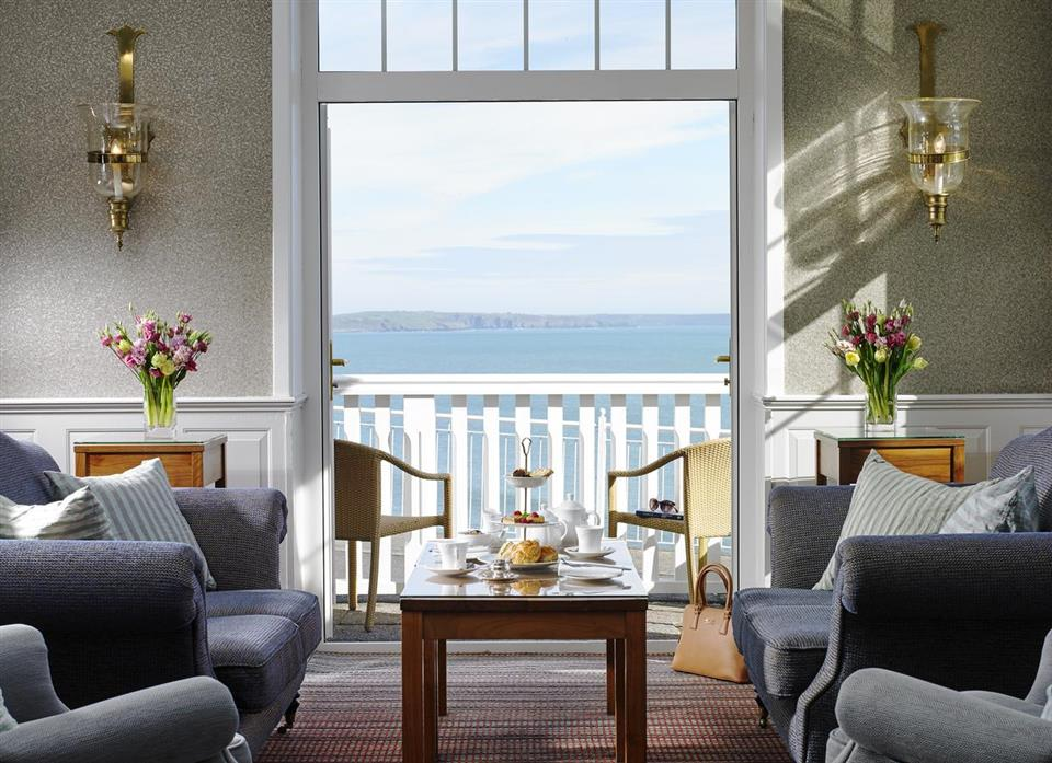 Dunmore House Hotel Seaview