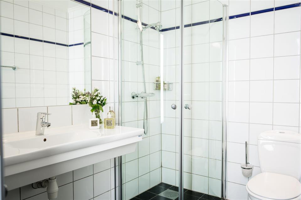 Frogner House Apartments – Skovveien 8 Badrum