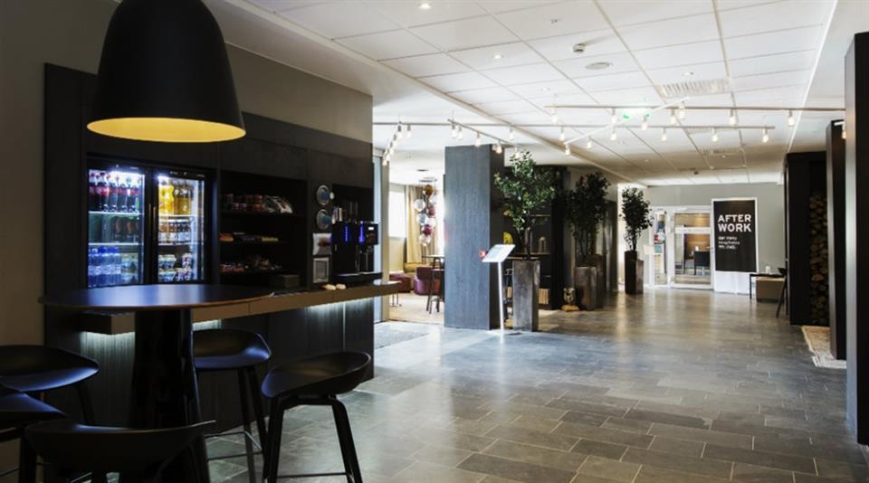 Quality Hotel Grand Kristiansund Reception