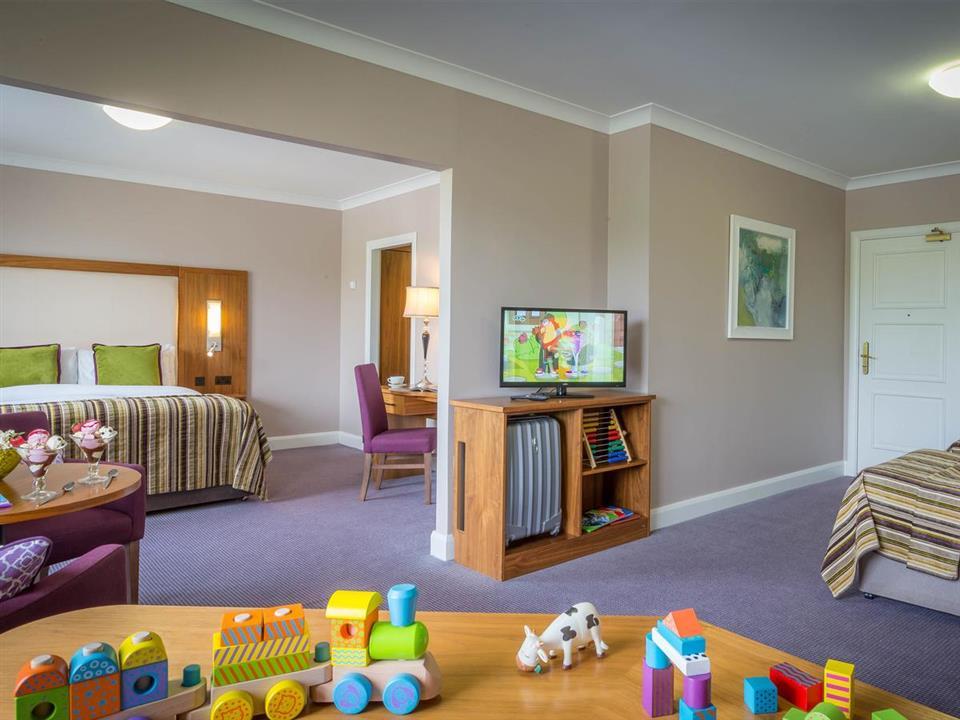 Charleville Park Hotel Family Room