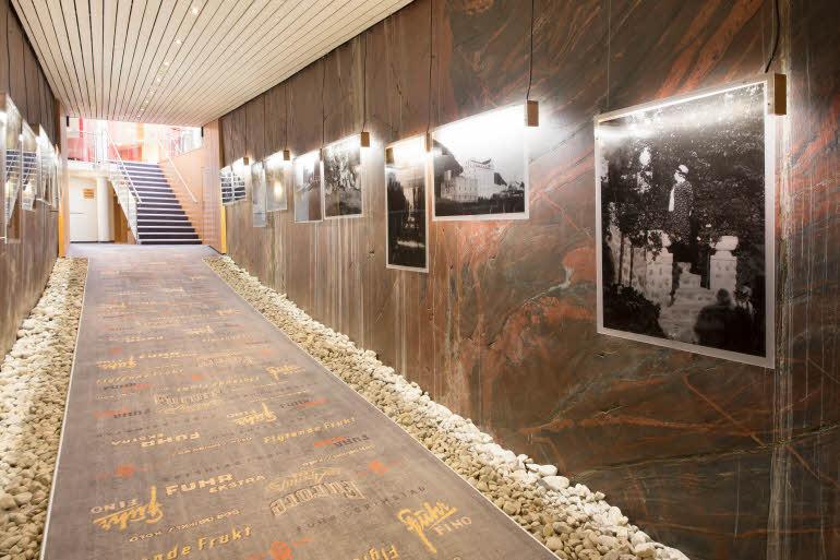 Scandic Grimstad Tunnel med konst