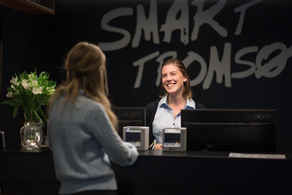 Smarthotel Tromsø Reception