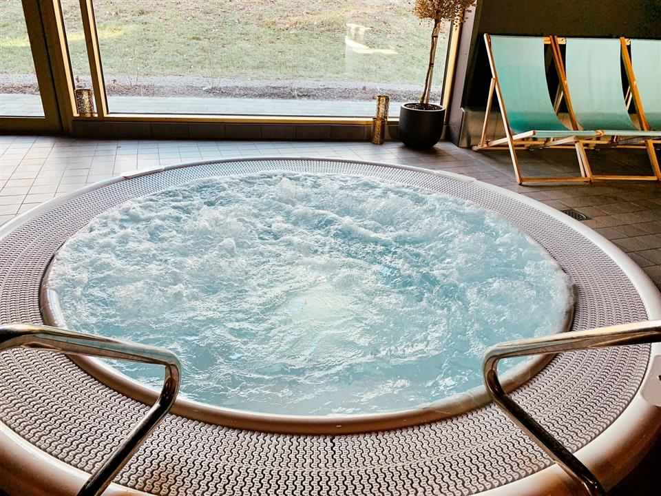 Quality Hotel The Box Jacuzzi