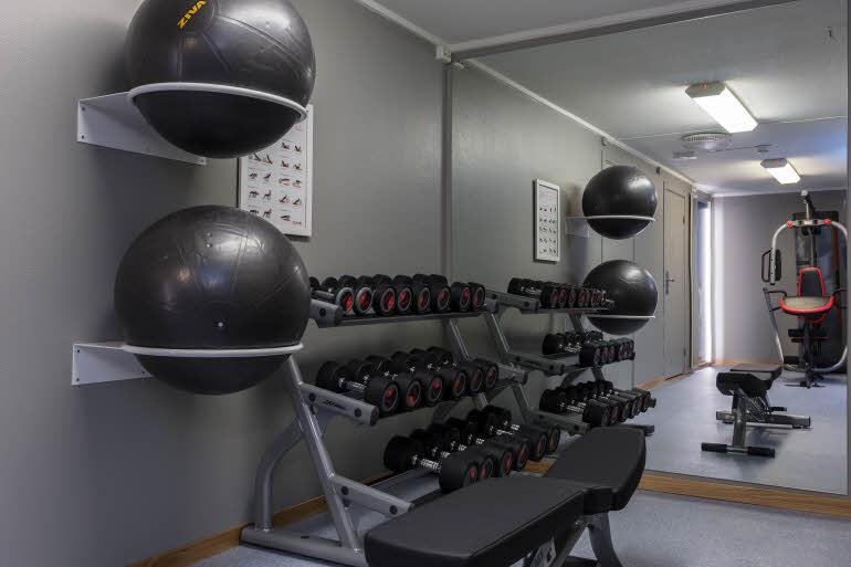 Scandic Bodø Gym