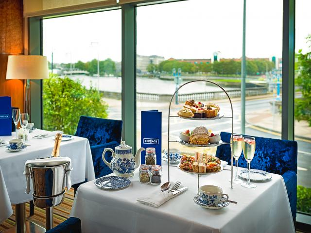 Limerick Strand Hotel Afternoon Tea