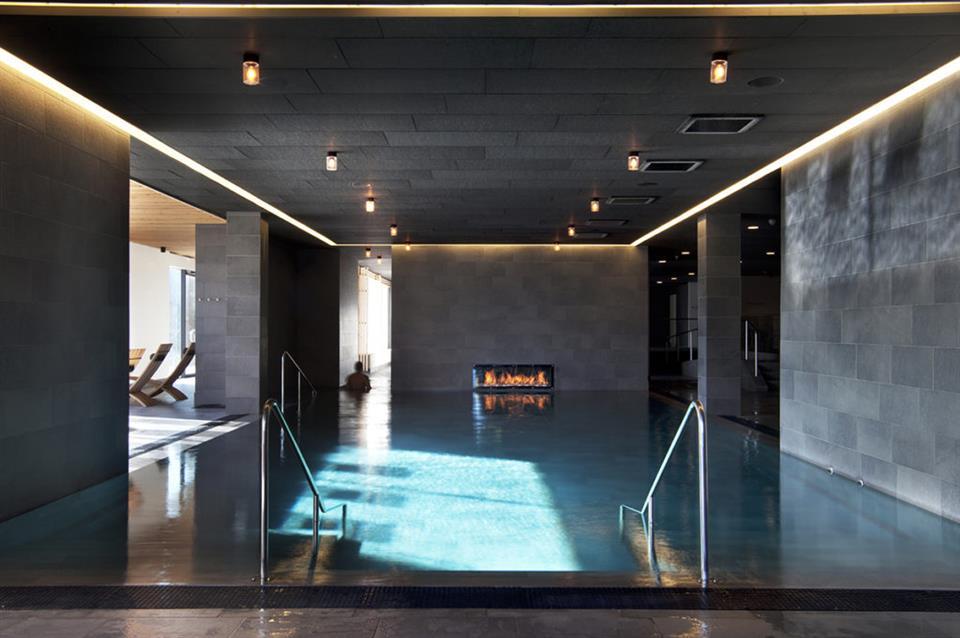 Vann Spa Hotel och Konferens Inomhuspool