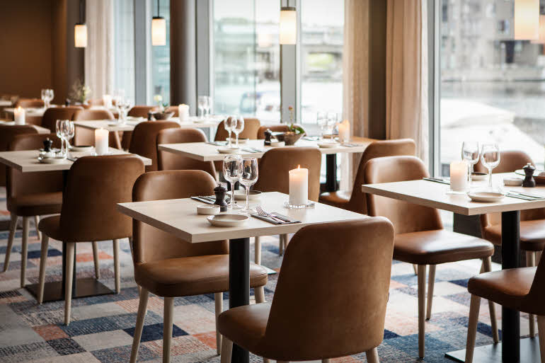 Scandic Hotel Nidelven Restaurang
