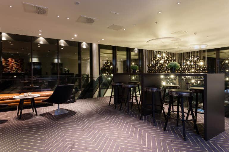 Scandic Rock City Hotel Bar