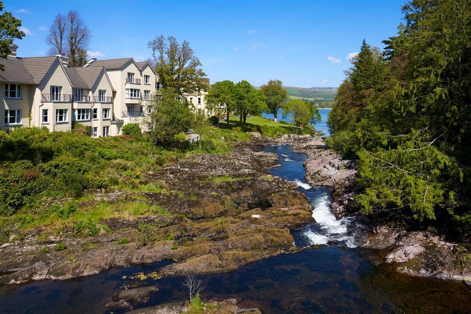 sheen falls lodge view