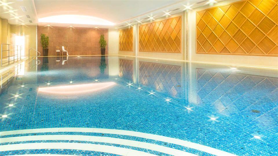 The Killarney National Park Hotel Swimming Pool