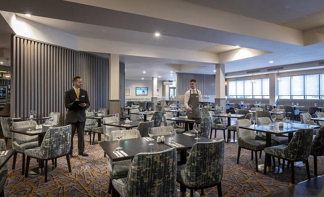 Maldron Hotel Sandy Road restaurant