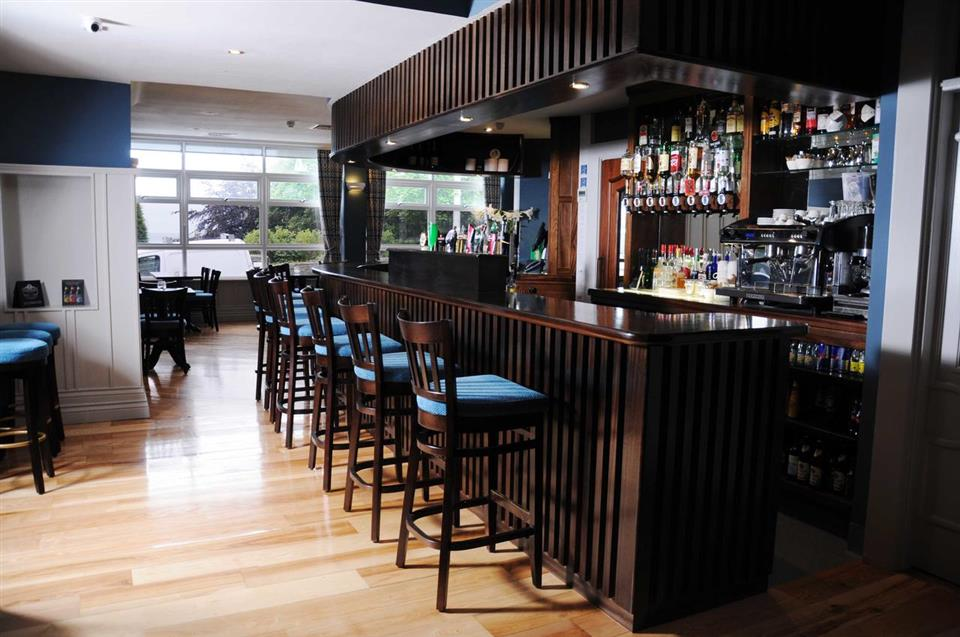 Schull Harbour Hotel Bar