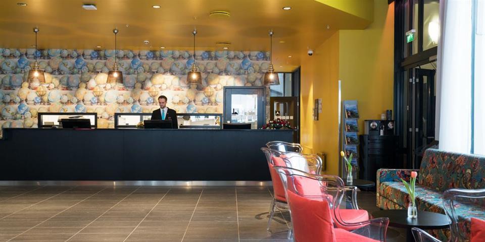 Thon Hotel Kirkenes Reception