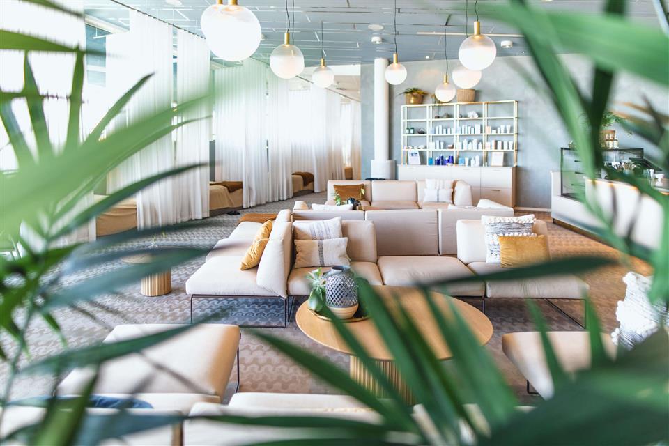 Hotell Södra Berget Relaxavdelning