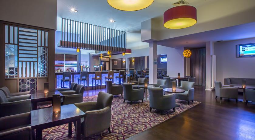 Maldron Hotel Dublin Airport Lounge