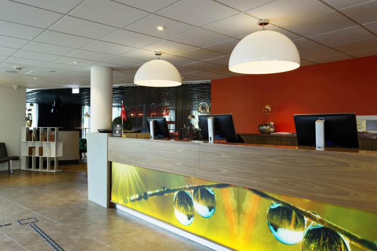Scandic Stavanger City Reception
