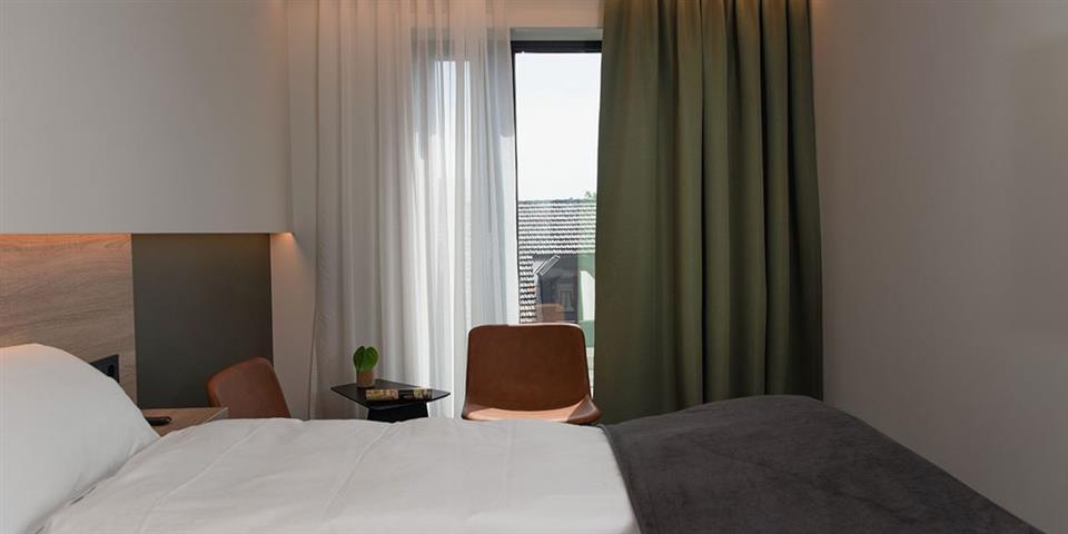 Thon Hotel Norge Säng med fönster