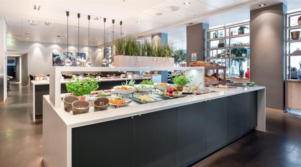 Quality Hotel Residence, Sandnes Frukost