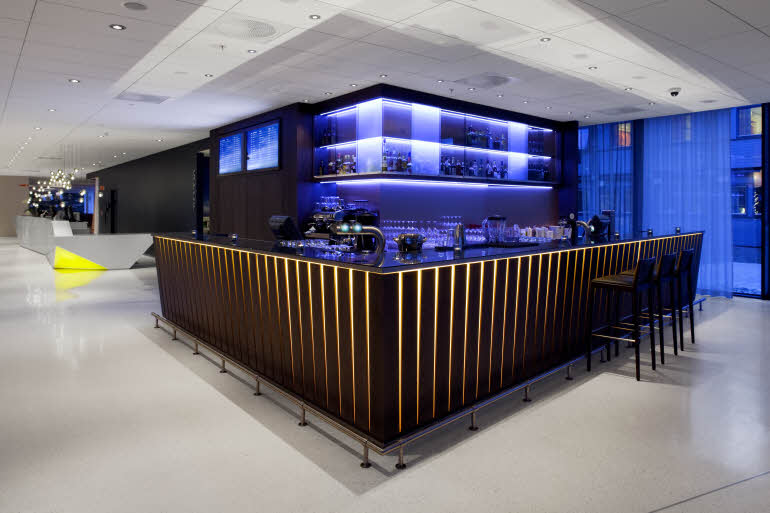 Scandic Oslo Airport Bar