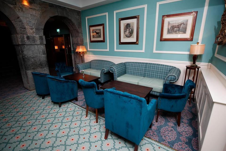 Celbridge Manor Hotel Reception