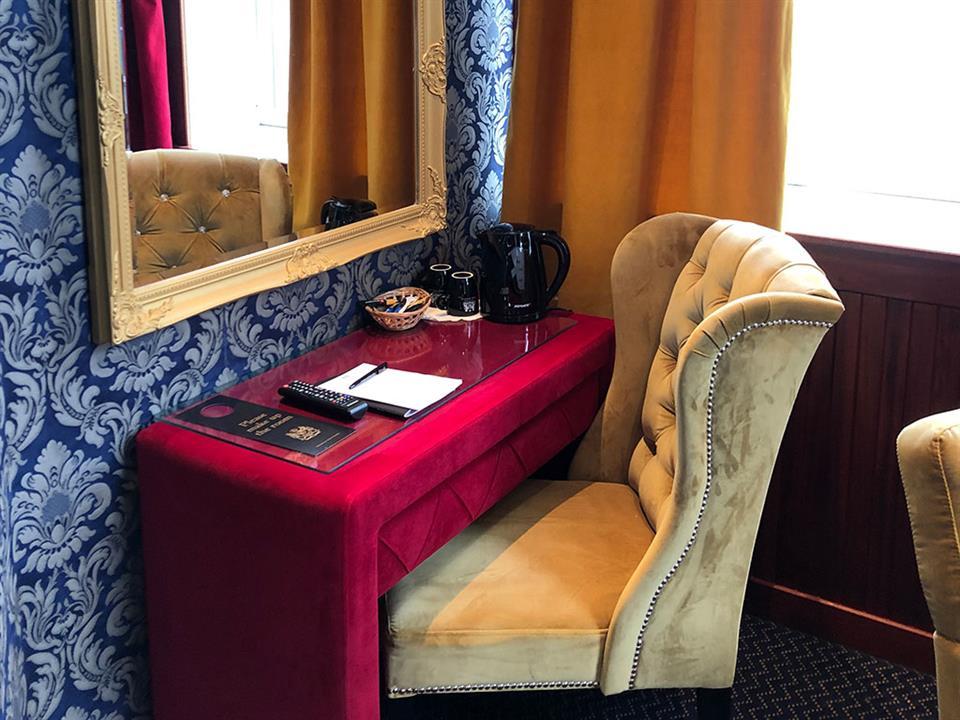 Grand Hotel Arendal Dubbelrum