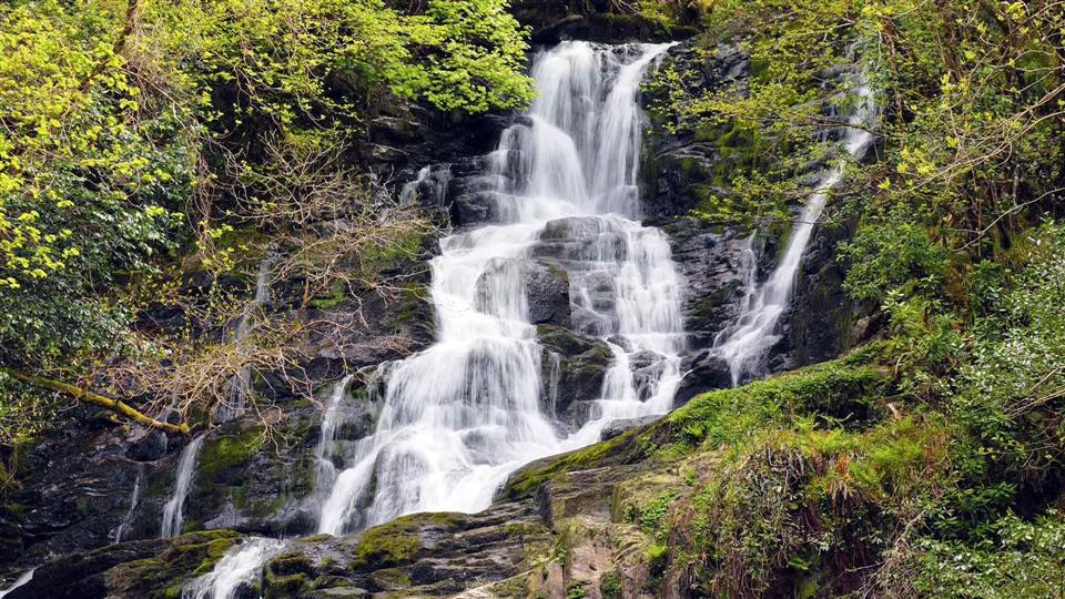 The Killarney Park Hotel Torc Waterfall