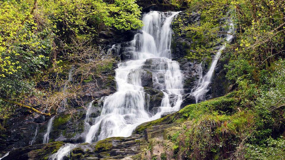 The Killarney Park Hotel Torc Waterfall