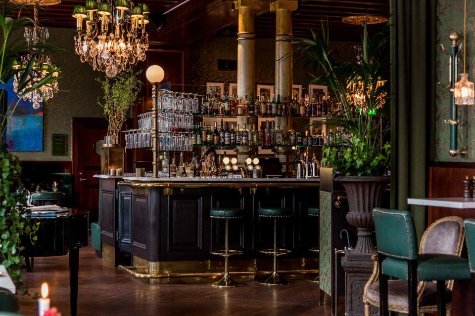 Hôtel Eggers Bar