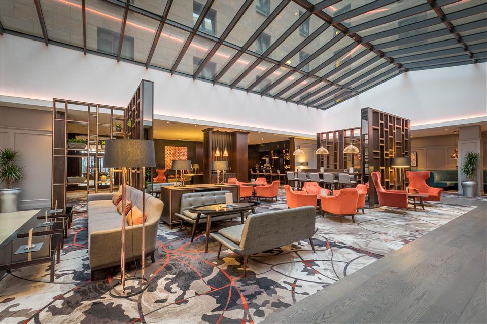 Clayton Hotel Leopardstown Lobby