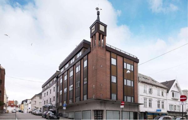 Hotell Neptun Haugesund Fasad