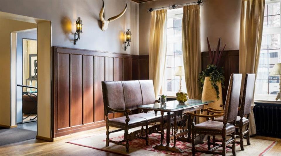 Clarion Collection Hotel Gabelshus Lounge