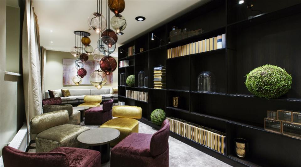 Quality Hotel Grand Kristiansund Lounge