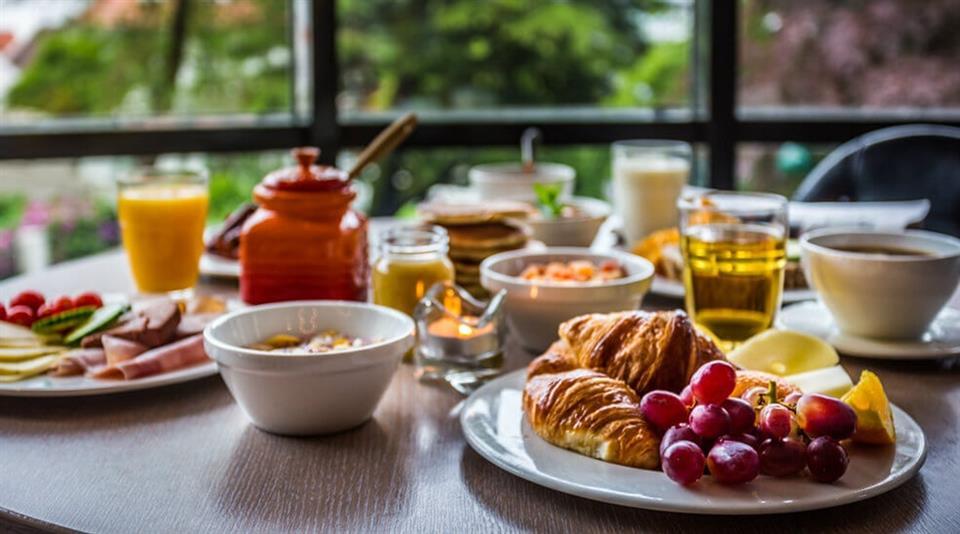 Clarion Hotel Stavanger Frukost