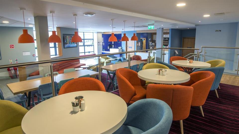 Travelodge Belfast - Cafe