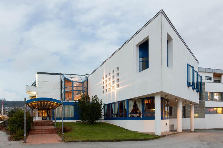 Scandic Sunnfjord Hotel & Spa Fasad