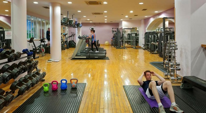 Ashdown Park Hotel Gym