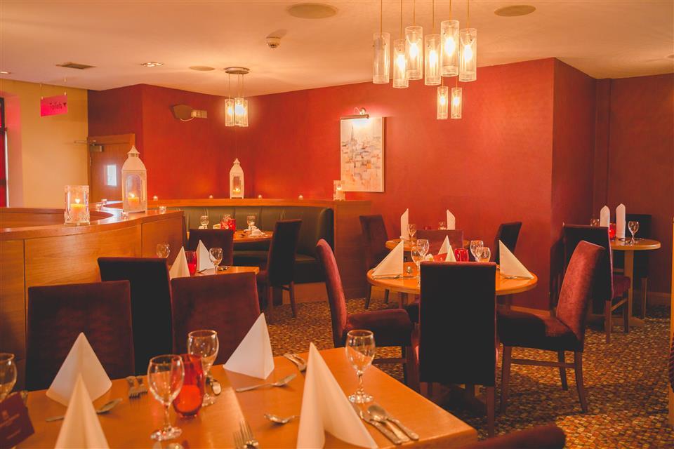 Station House Hotel Letterkenny Restaurant