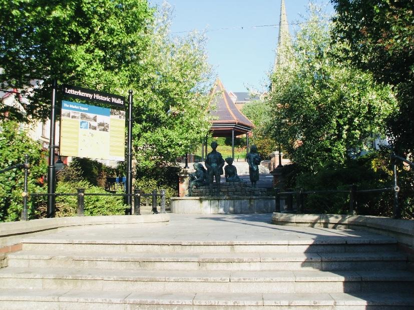 Letterkenny Market Square