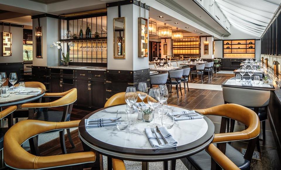 Conrad Hotel Restaurant
